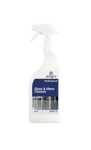 Glass & Mirror Clenaer 750ml